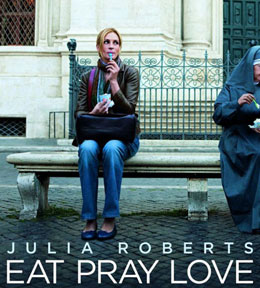 Eat Pray Love : When Ruin is Not a Gift