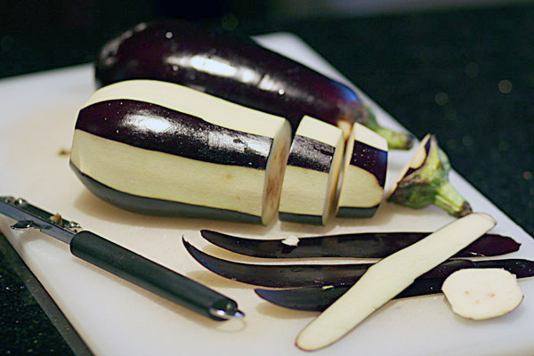 Weaponized Food–Do We Need a Striped Eggplant?