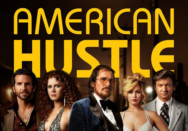 Doing the American Hustle