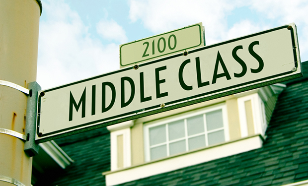 The American Middle Class: the Political Chosen People?