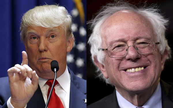When Bernie Fails, Look to Trump