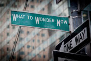 What to Wonder Now