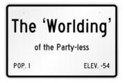 The 'Worlding' of the Party-less