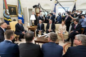 Photograph Source: The White House – Public Domain